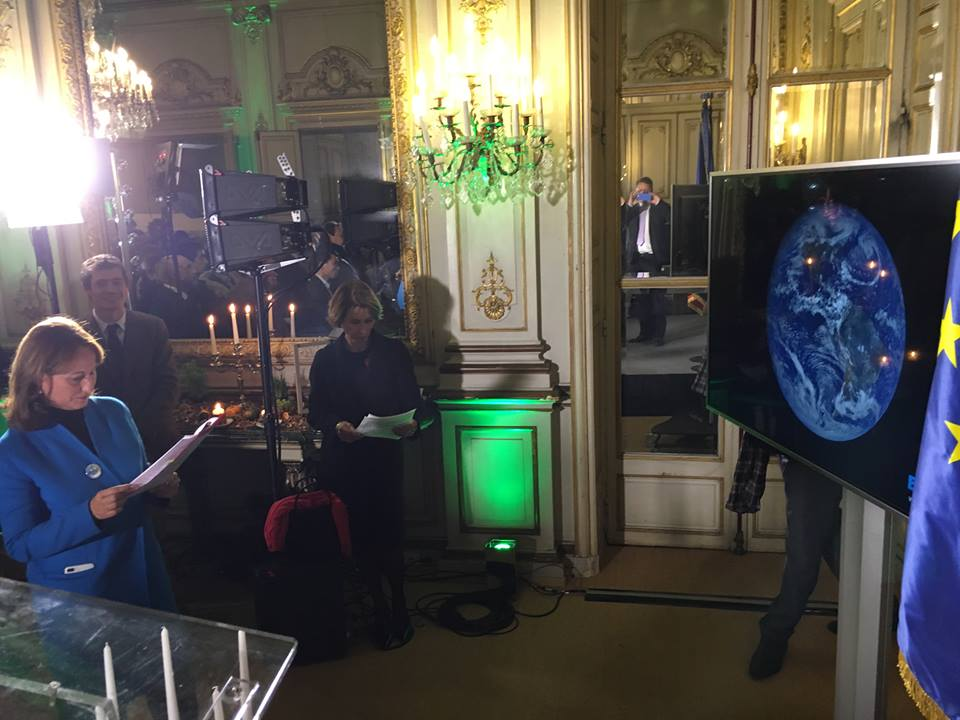 Accord de Paris COP21